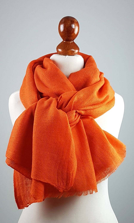Cool Colour Kaschmir Stola orange