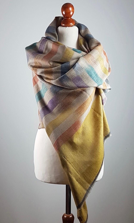 Pashmina Birdeye - Weaving - Das Juwel unter den Schals