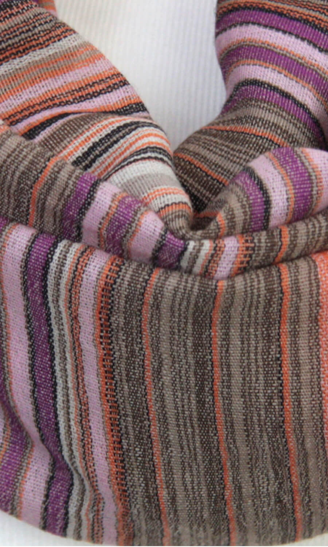 Loop Schal Trendy Stripes