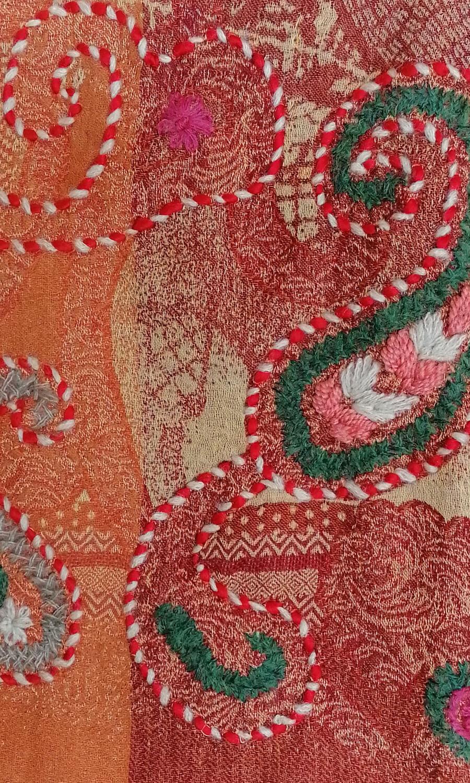 Autumn Colors - Schultertuch 47