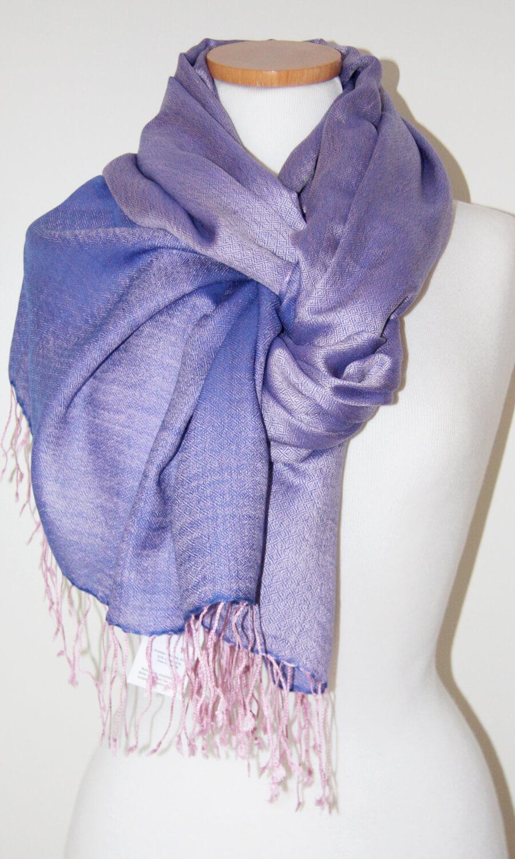 Purple Diamond Stola