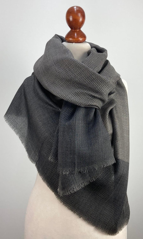 Classic Design Kaschmir Stola  - Black