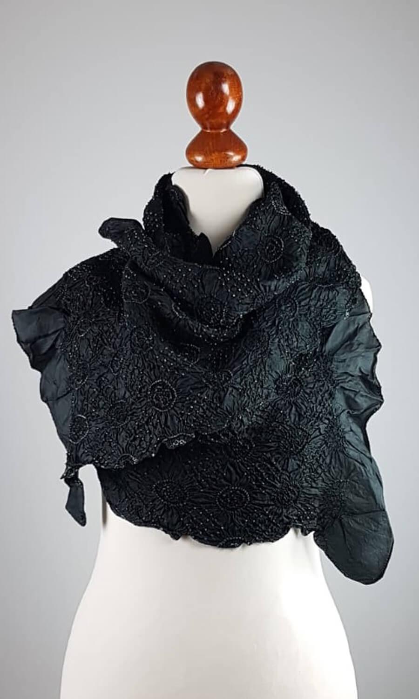 Tie Dye schwarz