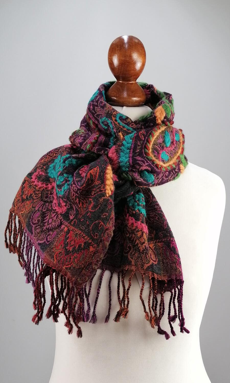 Boiled Wool Muffler 23