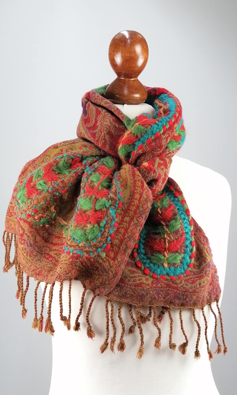 Boiled Wool Muffler 18