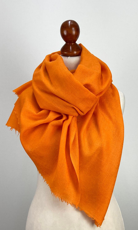 Kashmina Stola Orange