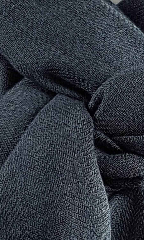 Cool Colour Kaschmir Schal dunkles grau