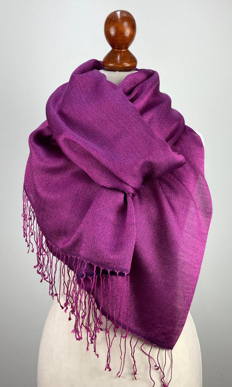 Violett Diamond Stola