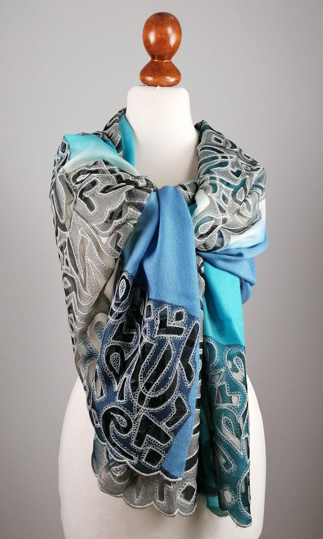 Cashmere Lace Blue