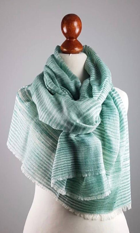 Pashmina Lady Green - Das Juwel unter den Schals