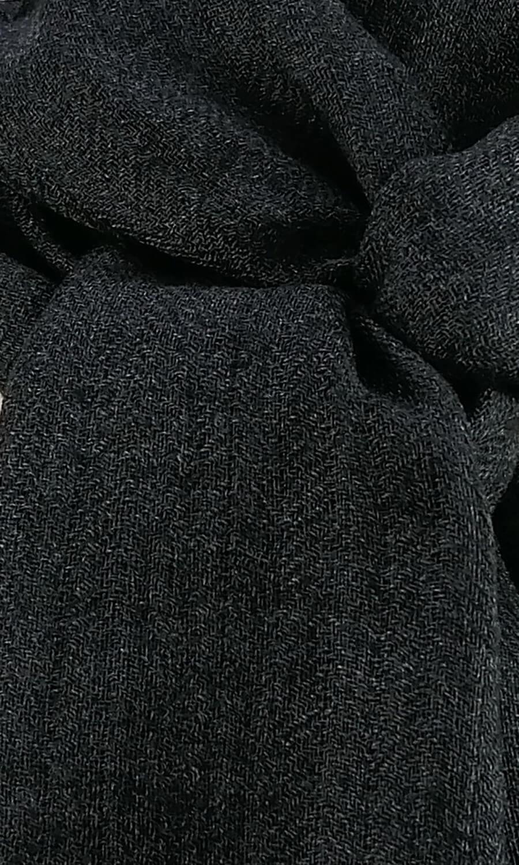 Cool Colour Kaschmir Schal schwarz