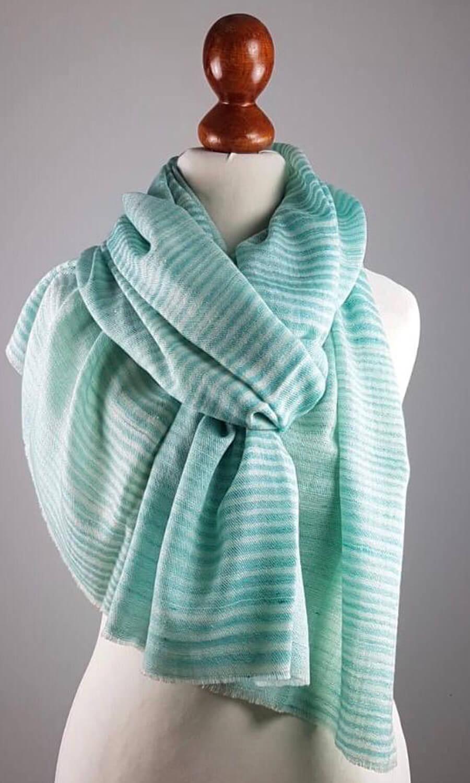 Pashmina Lady Turquoise - Das Juwel unter den Schals
