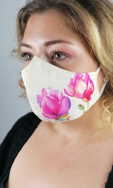 """Seiden Maske """"Noblesse"""""""