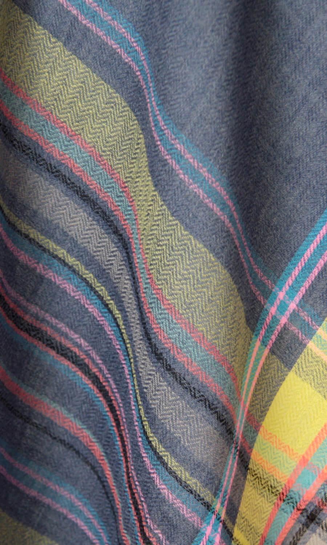 Checks & Stripes Stola 12