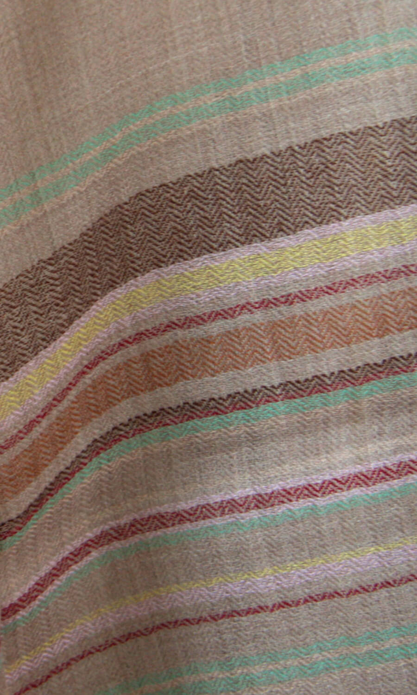 Checks & Stripes Stola 10