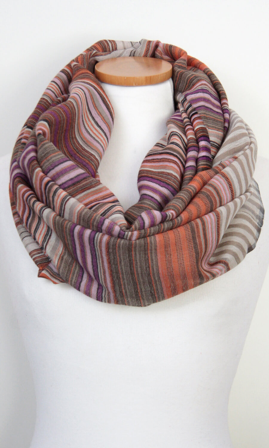 Loop Schal Trendy Stripes
